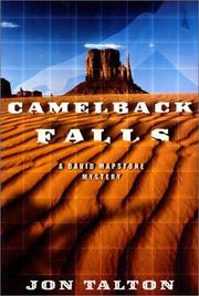 Cover art for CAMELBACK FALLS