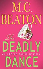 THE DEADLY DANCE by M.C. Beaton