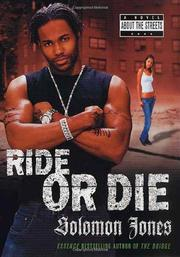 Cover art for RIDE OR DIE