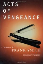 Cover art for ACTS OF VENGEANCE