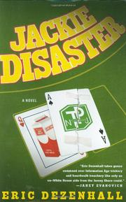 JACKIE DISASTER by Eric Dezenhall