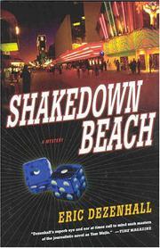 SHAKEDOWN BEACH by Eric Dezenhall