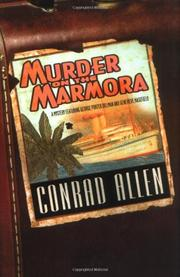 Cover art for MURDER ON THE MARMORA