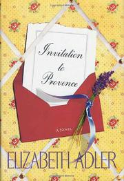 INVITATION TO PROVENCE by Elizabeth Adler