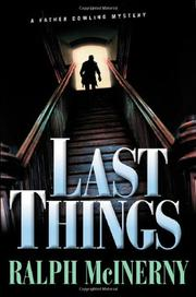 LAST THINGS by Ralph McInerny