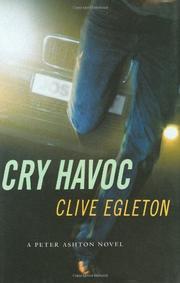 CRY HAVOC by Clive Egleton