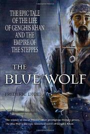 THE BLUE WOLF by Frederic Dion