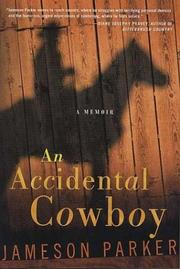 AN ACCIDENTAL COWBOY by Jameson Parker
