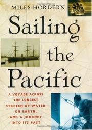 SAILING THE PACIFIC by Miles Hordern