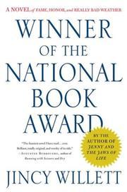 WINNER OF THE NATIONAL BOOK AWARD by Jincy Willett