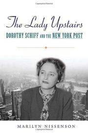 THE LADY UPSTAIRS by Marilyn Nissenson