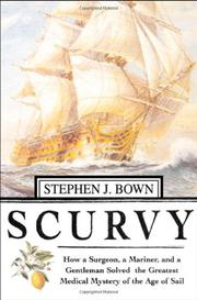Book Cover for SCURVY
