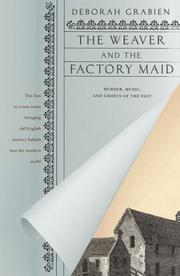 THE WEAVER AND THE FACTORY MAID by Deborah Grabien