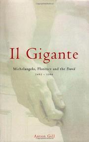 IL GIGANTE by Anton Gill