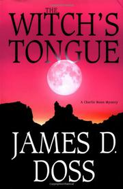 Cover art for THE WITCH'S TONGUE