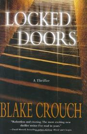LOCKED DOORS by Blake Crouch