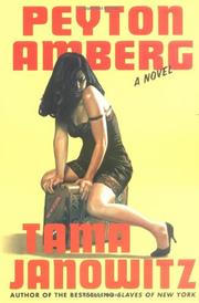 PEYTON AMBERG by Tama Janowitz