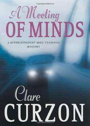 A MEETING OF MINDS by Clare Curzon