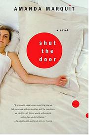 SHUT THE DOOR by Amanda Marquit