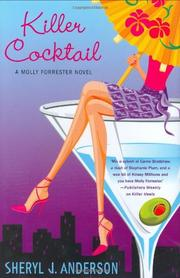 KILLER COCKTAIL by Sheryl J. Anderson