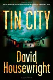 Cover art for TIN CITY