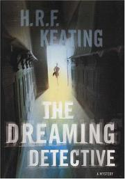 Cover art for THE DREAMING DETECTIVE