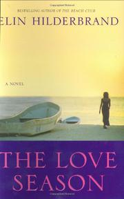 Book Cover for THE LOVE SEASON
