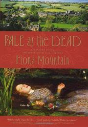 PALE AS THE DEAD by Fiona Mountain