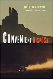 CONVENIENT DISPOSAL by Steven Havill