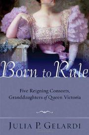 Book Cover for BORN TO RULE