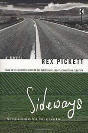 SIDEWAYS by Rex Pickett