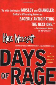 Book Cover for DAYS OF RAGE