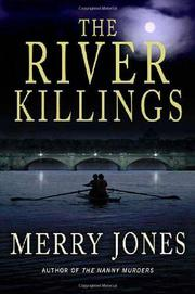 Cover art for THE RIVER KILLINGS