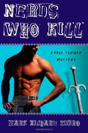 NERDS WHO KILL by Mark Richard Zubro