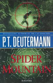 Cover art for SPIDER MOUNTAIN