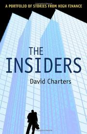THE INSIDERS by David Charters