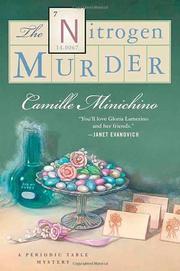 THE NITROGEN MURDER by Camille Minichino