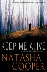 Cover art for KEEP ME ALIVE