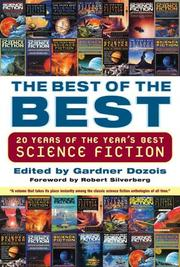 BEST OF THE BEST by Gardner Dozois