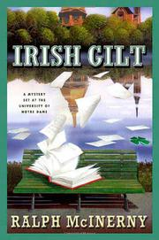 IRISH GILT by Ralph McInerny