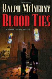 BLOOD TIES by Ralph McInerny
