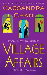 Cover art for VILLAGE AFFAIRS