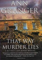THAT WAY MURDER LIES by Ann Granger