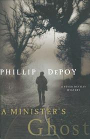 Cover art for A MINISTER'S GHOST