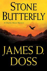 Book Cover for STONE BUTTERFLY