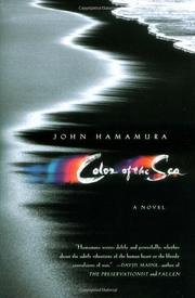 COLOR OF THE SEA by John Hideyo Hamamura