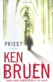 PRIEST by Ken Bruen