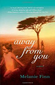 AWAY FROM YOU by Melanie Finn