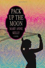 Cover art for PACK UP THE MOON
