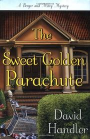 Cover art for THE SWEET GOLDEN PARACHUTE